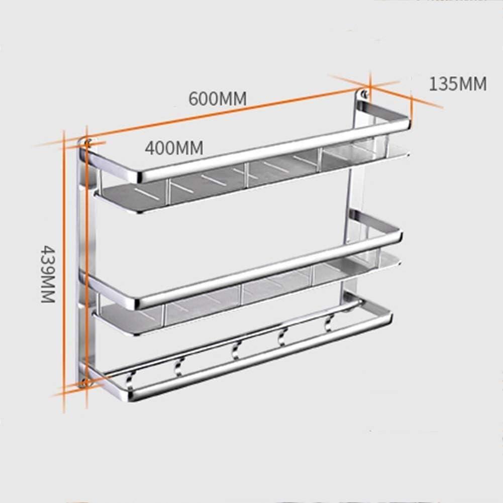 2nd Floor Bathroom Rack Skinny Compact Storage Shelf Rustproof Shelf for Bathroom Creative Bathroom Shelf