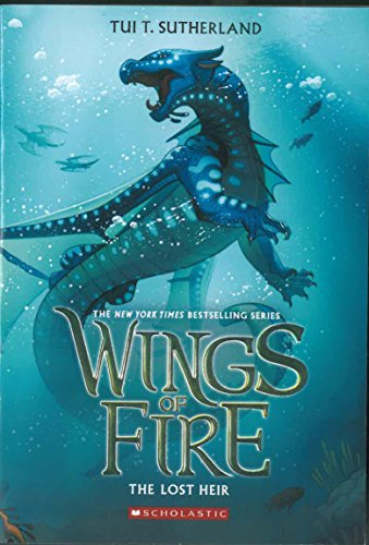 The Lost Heir (Wings of Fire, Book 2)