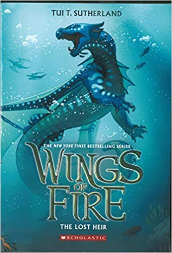Wings Of Fire Book 2 The Lost Heir