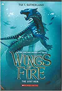 Order of wings of fire books