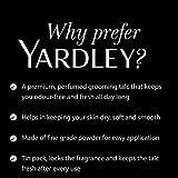 Yardley London Perfumed Talc - Gold