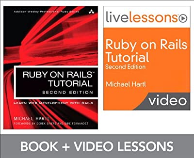Ruby on Rails Tutorial and LiveLesson Video Bundle: Learn Web Development with Rails (2nd Edition)