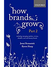 How Brands Grow Part 2: Emerging Markets, Services, Luxury Brands and Durables