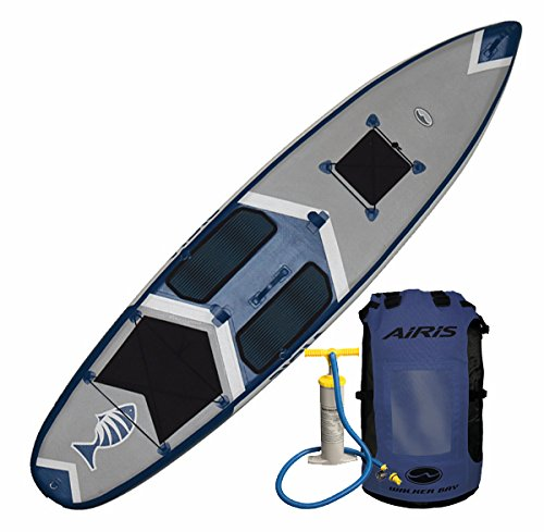 Airis SUV 11 Inflatable Standup Paddle Board (Walker Inflatable Bay)