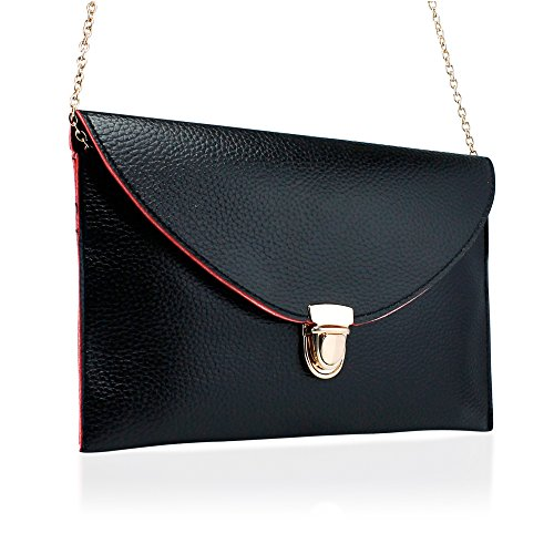 Leather Fashion Designer Handbags - 3