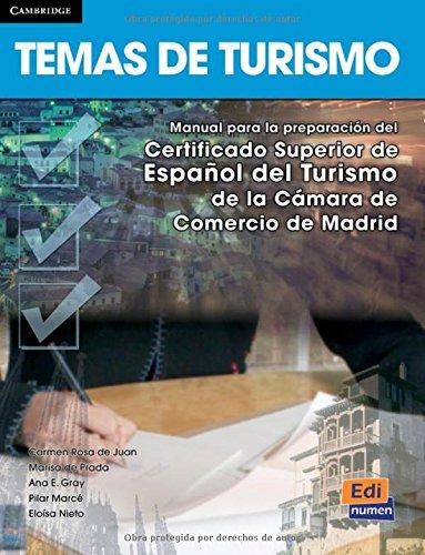 Temas de turismo (Espanol Con Fines Especificos/  Spanish for Specific Aims) (Spanish - Prada Store Dallas