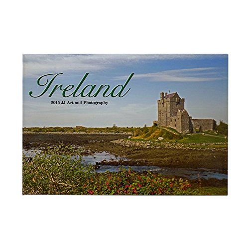 CafePress Ireland - Country Castle Rectangle Magnet Magnets Rectangle Magnet, 2