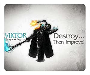 League Of Legends Viktor Rectangle Mouse Pad by ieasycenter
