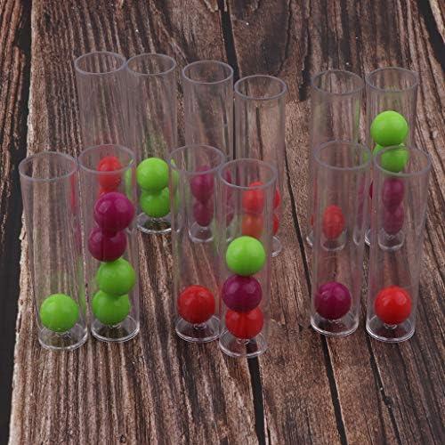 カラーボールチューブプレイセットキッズ子供インテリジェンス玩具誕生日プレゼント
