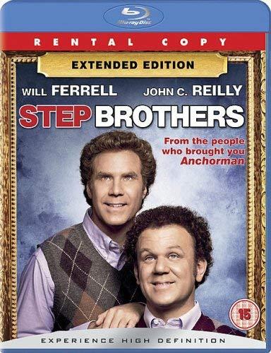 Step Brothers [Edizione: Regno Unito] [Italia] [Blu-ray]