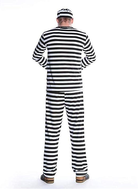 Homme Cambrioleur//Voleur Costume Robe Fantaisie Taille Unique