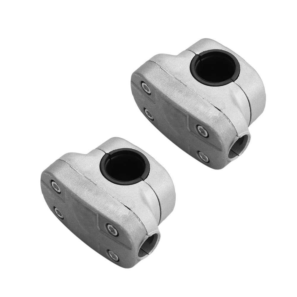 Manija de aluminio Fijar la abrazadera del soporte para 26mm ...