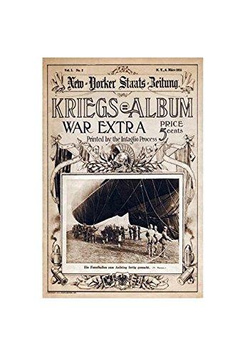 Buyenlarge Kriegs Album: War Extra Print (Canvas 24x36)