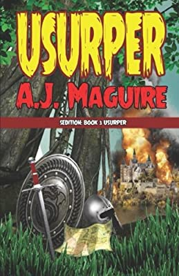 Usurper (Sedition Series) (Volume 3)