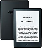 Kindle, pantalla E-ink sin reflejos, batería que dura semanas, color Negro, Wi-Fi