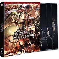 Ataque A Los Titanes Temporada 3 - Parte 2, Episodios 50 A 59 [DVD]