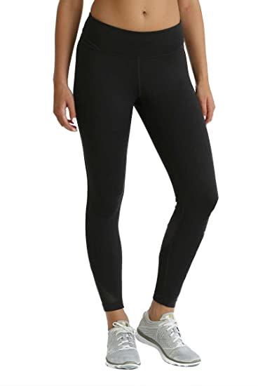 c4876726b3f Kirkland Signature Ladies' Active Crop Tight, Variety (X-Small, Black)