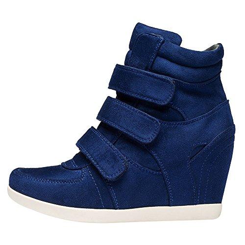 Yirenhuang 36 5 Bleu Femme Bleu Montants rqwfxr