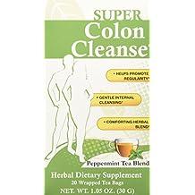 Colon Cleanse Peppermint Tea,20 ea