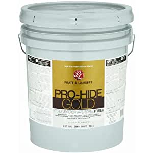 Pratt Lambert Pro Hide Gold Interior And Exterior Stain Blocking Primer House Primers