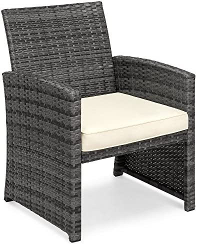 patio, lawn, garden, patio furniture, accessories, patio furniture sets,  dining sets 1 discount Best Choice Products 4-Piece Wicker Patio Furniture in USA