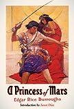 A Princess of Mars, Edgar Rice Burroughs, 1598531654