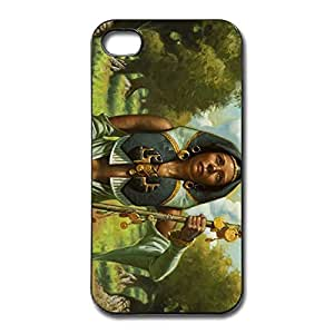 Magic Gathering Interior Case Cover For IPhone 4/4s - Cute Cover