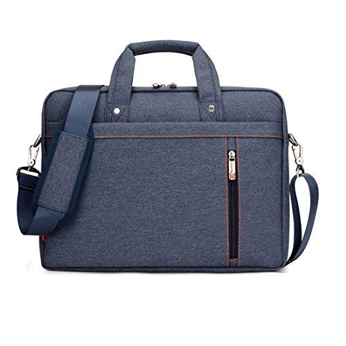 [해외]13 인치 큰 크기 나일론 컴퓨터 노트북 솔리드 노트북 태블릿 가방 가방 케이스 남여 튼튼한 블루 컬러/13 Inch big size Nylon Computer Laptop Solid Notebook Tablet Bag Bags Case unisex Durable Blue Color