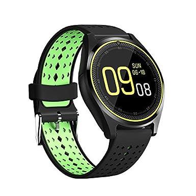Amazon.com: Bluetooth Smart Watch with Camera Smartwatch ...