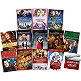 Hallmark-Thomas Kinkade-Norman Rockwell 12-Movie Christmas DVD Collection: Annie Claus/Holiday Engagement/Most Wonderful Time