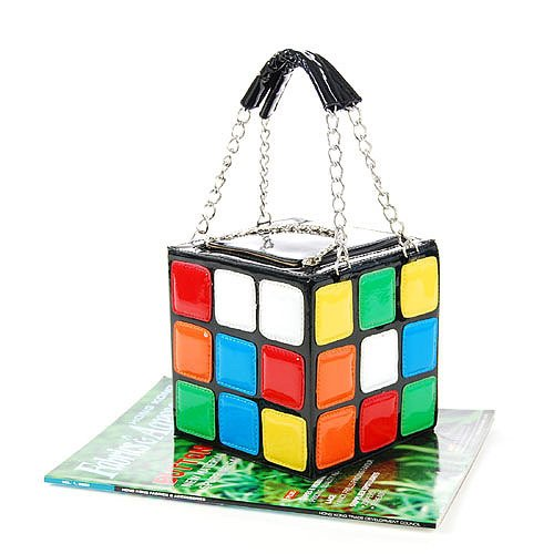 Rubiks Cube Small Handbag