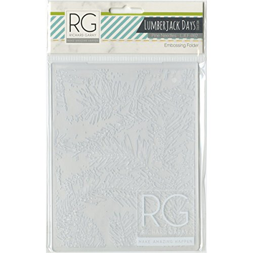 - Richard Garay Embossing Folder 4.25