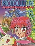 Protoculture Addicts - The Anime & Manga Magazine #35: Magic Knights Rayearth (Jul/Aug 1995)