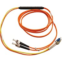 TRIPP LITE 3m fiber optic patch cable mode conditioning lc - st - NEW - Retail - N422-03M