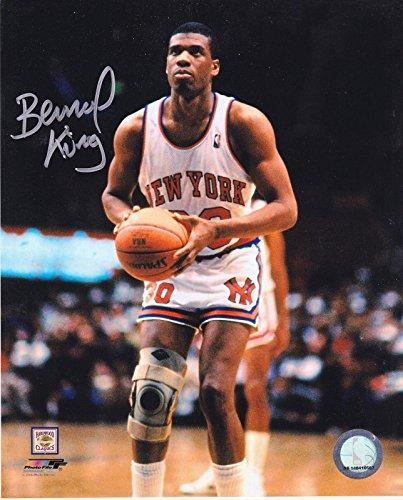 Autographed Bernard Duarte Photo - KING 8x10 - Autographed NBA Photos