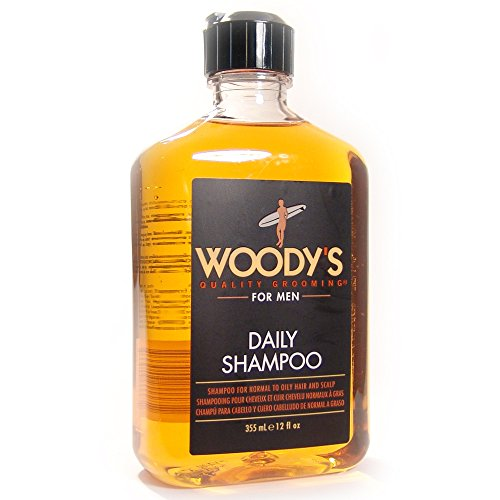 Woody's Grooming: Daily Shampoo, 12 - Woodys Shampoo Quality Daily Grooming