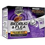 Hot Shot 95911 Bedbug and Flea Fogger, (3 count)