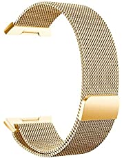 Frler Metal Watch Band for Fitbit Ionic