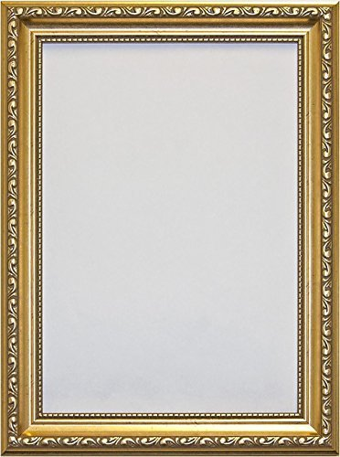 Amazon.com: ORNATE SHABBY CHIC STYLE GOLD PICTURE PHOTO POSTER FRAME ...