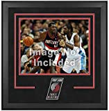 Portland Trail Blazers Deluxe 16'' x 20'' Frame - Fanatics Authentic Certified - NBA Other Display Cases
