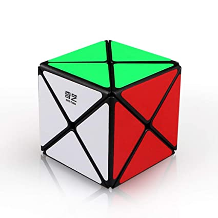 Alician 3 X 3 Kids Magic Cube Puzzle Toy for Kindergarten Black