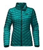 The North Face Women's Thermoball Full Zip Jacket - Harbor Blue - XS (Past Season)