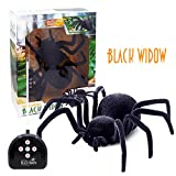 Maygadget Gift Toy For Children Kids Age 8+ Fun Realistic Electronic Remote Control Spider Prank Educational Toy