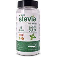 Azukre® Endulzante Stevia. Ingrediente Orgánico. 280g.