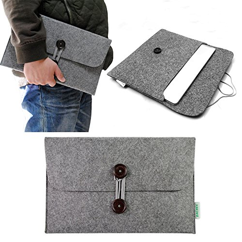 Evertrust(TM) Hot Sale Fashion wool felt Laptop Sleeve Ca...