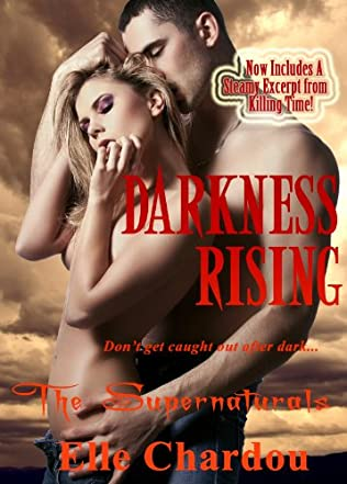 book cover of Darkness Rising