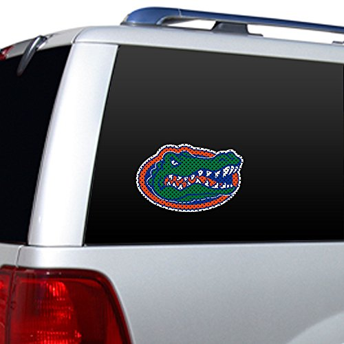 NCAA Florida Gators Large Window Film, - Malls Best In Florida Outlet