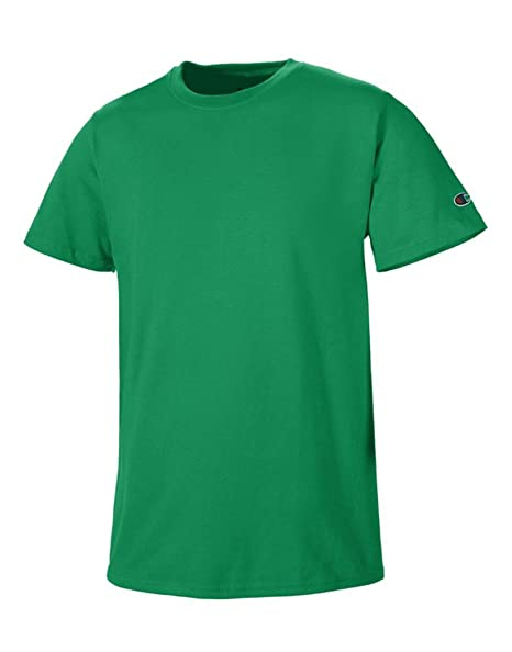 2981ad489e8 Image Unavailable. Image not available for. Color: Champion Men's Basic T- Shirt, Kelly Green, Small