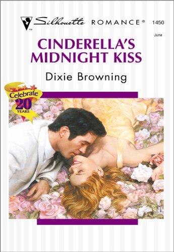 Cinderella's Midnight Kiss (Silhouette Romance Book 1450)