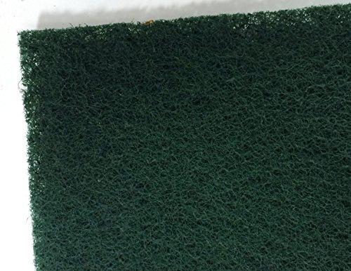 Amazon.com: Array Heavy Duty Scrub Pads, Dark Green, 6